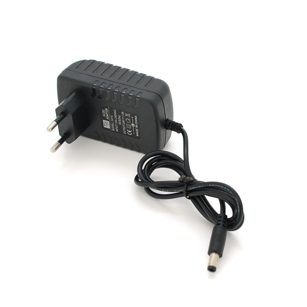Купить Импульсный адаптер питания YM-2415 24В 1,5А (36Вт) штекер 5,5/2,5