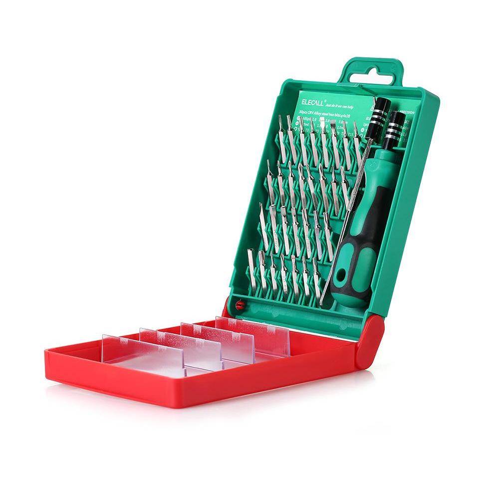 Купить Набор инструментов  Elecall 33 in 1