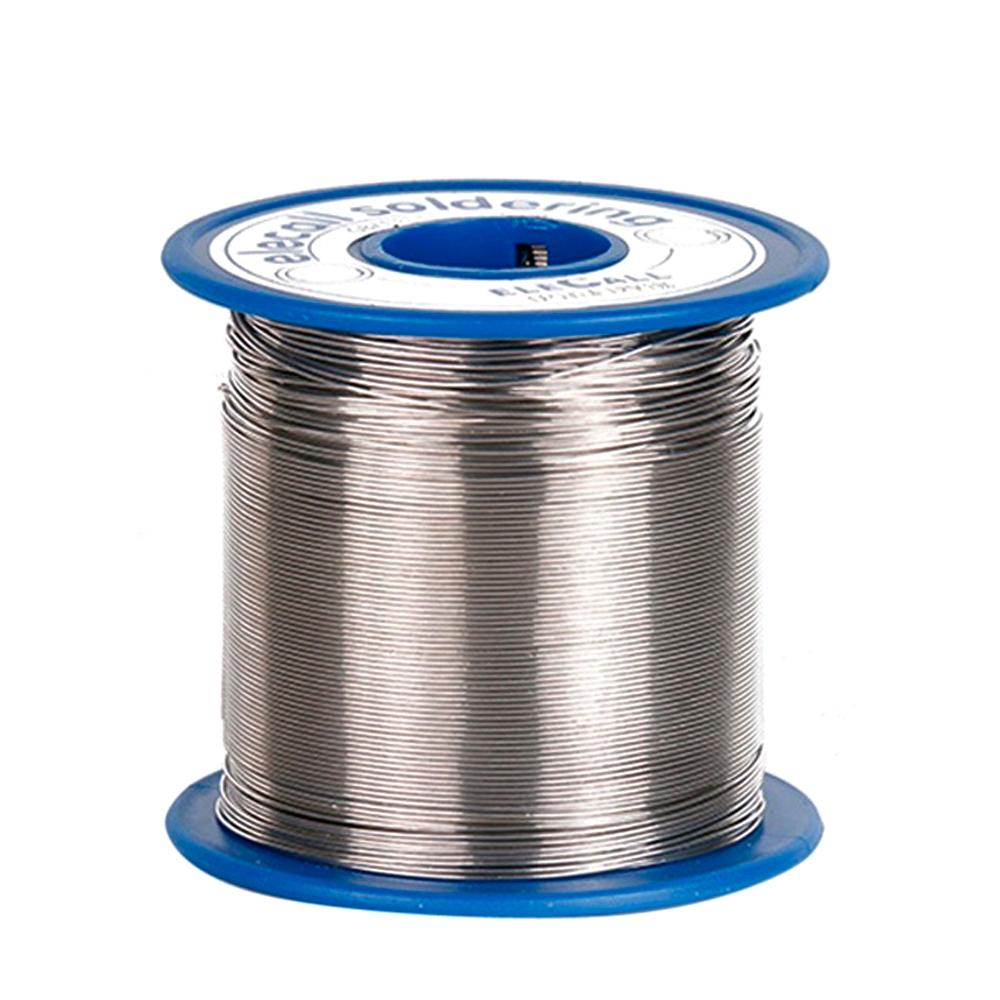 Купить Припой EleCall диаметром 0,5 мм , состав: Sn 99,3%. Вес 75 гр