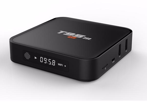 Купить Медиа плеер OTT TV  T95М-1G  UHD 4K/IPTV, Amlogic S905х, Android 6.0., 1G DDR3, 8G  NAND, UHD 4K2K, 3D, Wi-Fi AP6330 802.11/b/g/n 2.4G-5G, HD