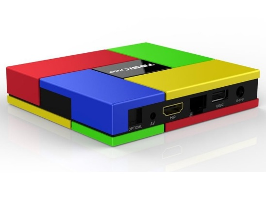 Купить Медиа плеер OTT TV T95KPRO UHD 4K/IPTV, Amlogic S912chip, Android 6.0., 2G DDR3, 16G NAND, UHD 4K2K, 3D, Wi-Fi AP6330 802.11/b/g/n 2.4G-5G, HD