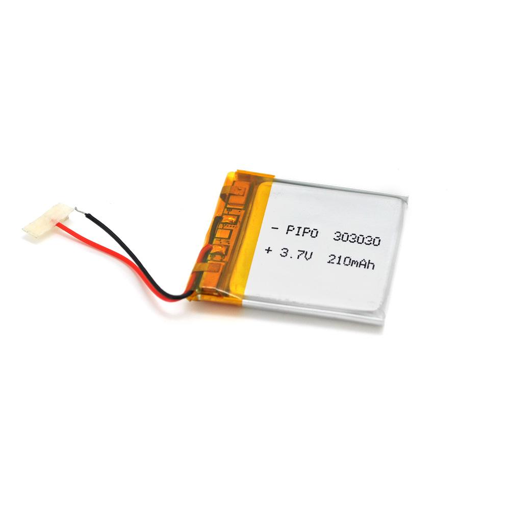 Купить Литий-полимерный аккумулятор 3*25*35mm (320mAh 3,7V)