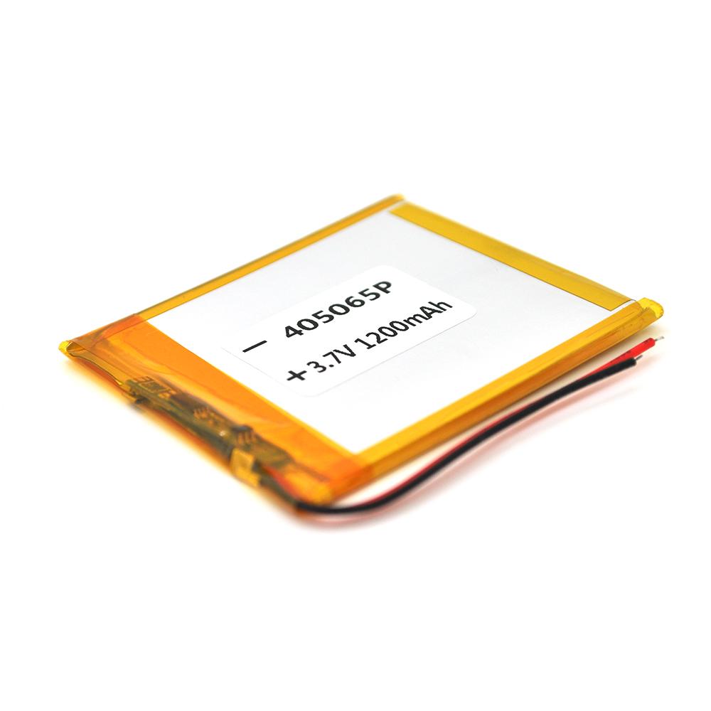 Купить Литий-полимерный аккумулятор 4*39*130mm (3000mAh 3,7V)