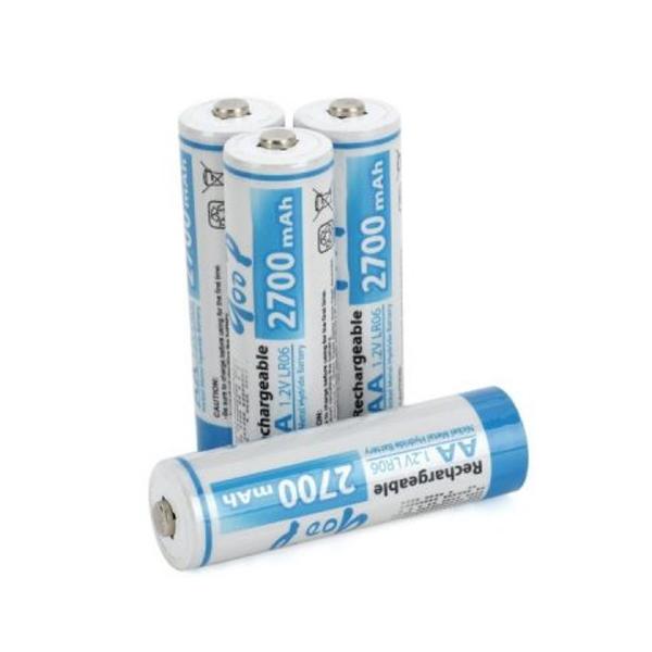 Купить Батарейка солевая PKCELL 1.5V AAA/R03, 2 штуки в блистере цена за блистер