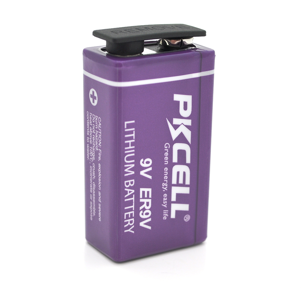 Купить Аккумулятор PKCELL 9V/350mAh, крона, NiMH Rechargeable Battery, 1 штука в блистере цена за блистер Q10