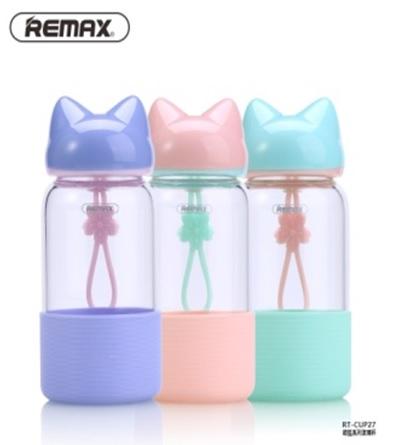 Купить Бутылка REMAX Bunny Cup RT-cup26, pink