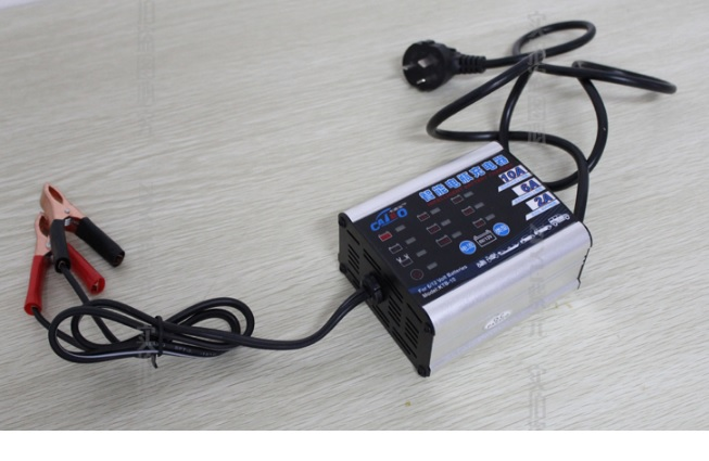 Купить Зарядное устройство для аккумулятора  (12V/24V 4Ah-200Ah)