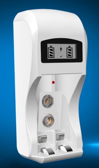 Купить Зарядное устройство универсальное C902 2AA/2AAA/9V, 1.2VDC 240mAпјЊ9V 30mA