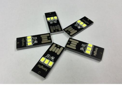 Купить Мини USB светодиодный ночник-лампочка, BOX