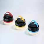 Купить Powerbank (Polymer Battery) c фонариком Remax YE Series RPL-17, 1xUSB, 5V, 1A, 3000mAh, Yellow, Blister