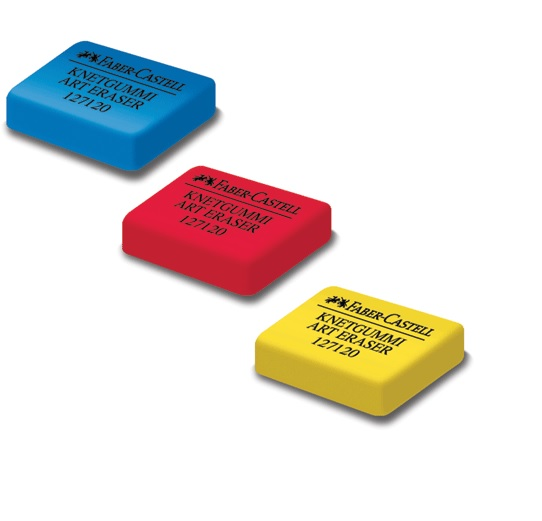 Купить Резинка для стирания карандашей (30 шт в упаковке), цена за упаковку