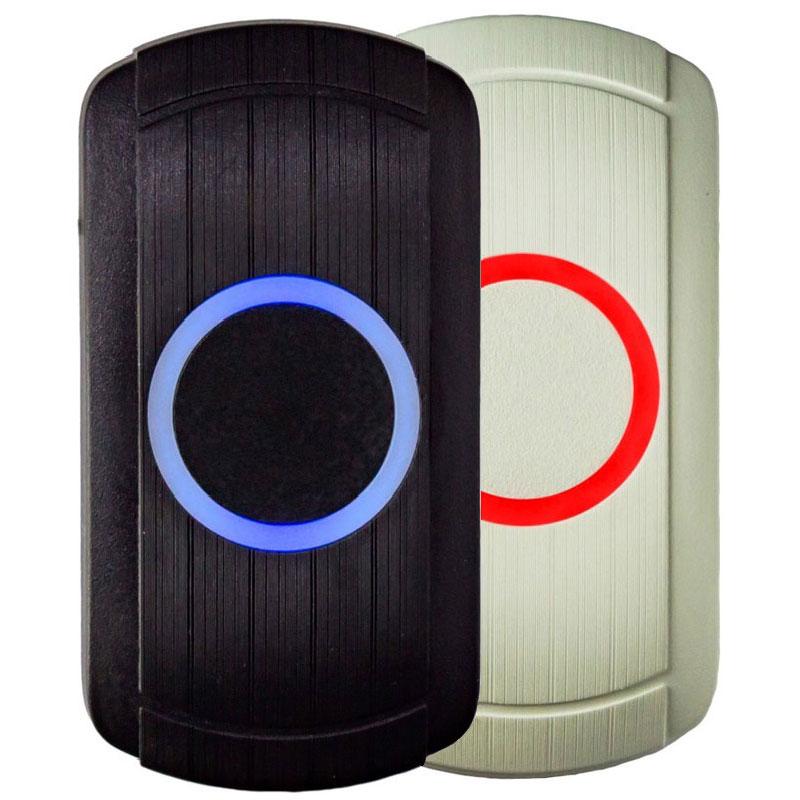 Купить Контроллер с встроенной кнопкой выхода Lumiring LRE-1CB белый/черный