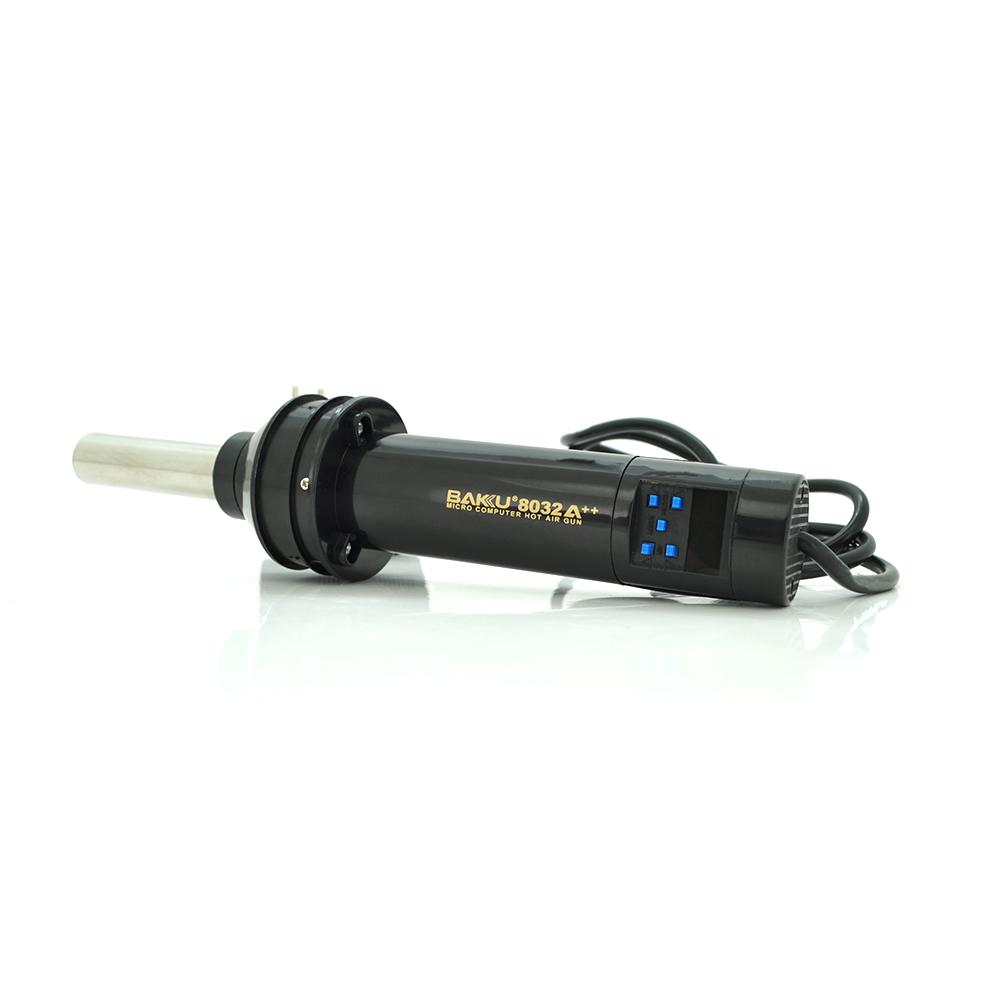 Купить Фен BAKKU BK-8032А++, c цифровой индикацией, Box  (252*233*80) 0,7 кг