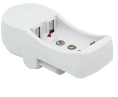 Купить Зарядное устройство универсальное C814B AA/AAA/9V, 1.2VDC 300mA, 9V 35mA