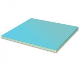 Купить Силиконовая термопрокладка HY-100-1, 100x100x1mm, White, >4,0W/m-K, -40°≈240В°, удельный вес -2g/cm3, OEM Q100