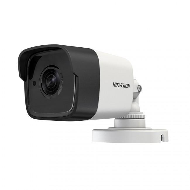 Купить 2МП камера купольная врезная Hikvision DS-2CD2E20F (2.8мм)