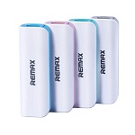 Купить Powerbank (18650) Remax Mini White RPL-3, 1xUSB, 5V, 1A, 2600mAh, Pink, Blister