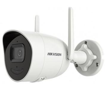Купить 1МП Камера кубическая со звуком и SD картой HIkvision DS-2CV2U01FD-IW (2.8 мм)