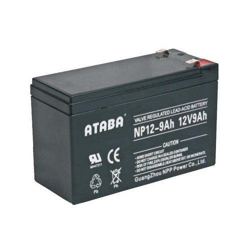 Купить Аккумуляторная батарея 12V 2,3Ah DMC (177х35х68)