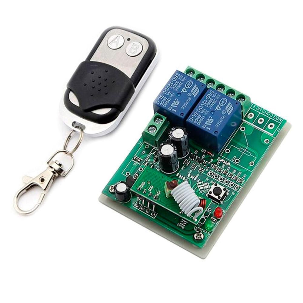 Купить WRD-100SW Радио брелок дистанционного управления 2 шт + Приемник 100м