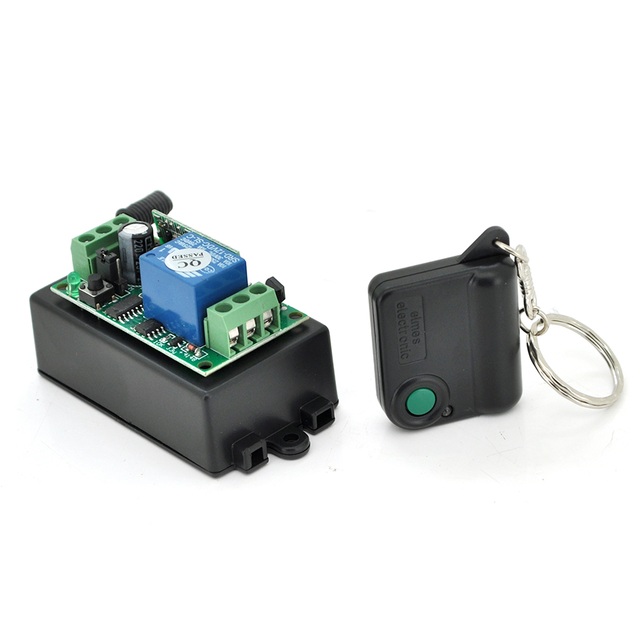 Купить UNB-100SH Радио брелок дистанционного управления + Приемник 100м