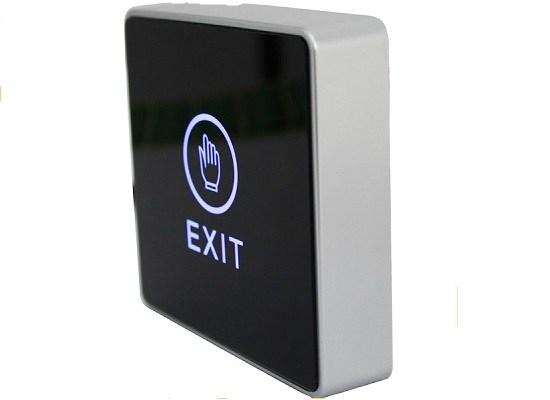 Купить Кнопка выхода сенсорная AN-C2, накладная - квадратная , элегантный дизайн