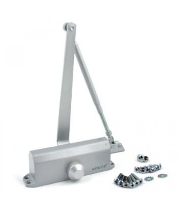 Купить Доводчик Merlion MRC-150T, усилие 80-150 кг, серебро, Q10