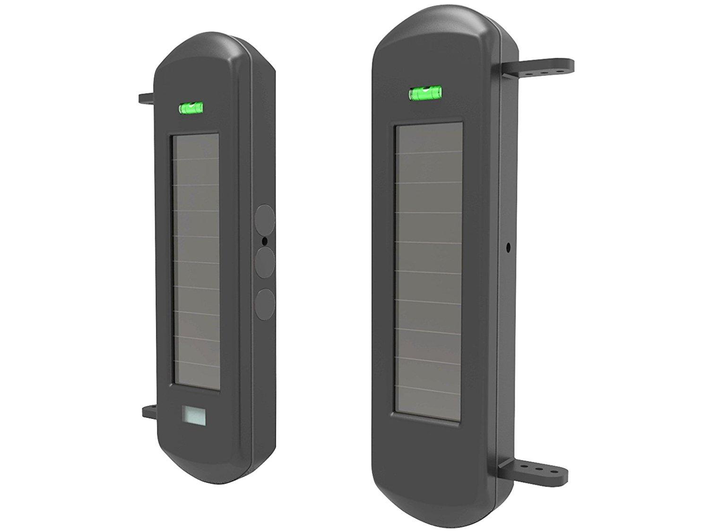 Купить Беспроводной ИК барьер 3 луча HB-T001Q3+