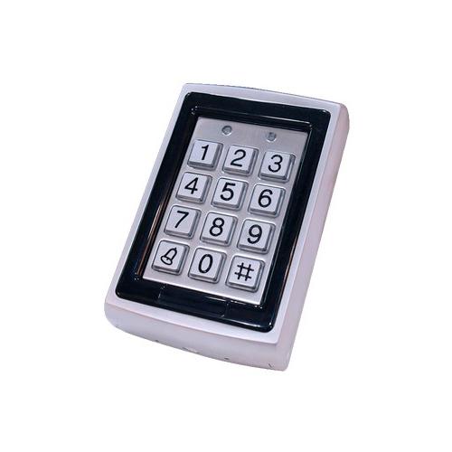 Купить Кодовая клавиатура + контроллер + считыватель  YK-568L