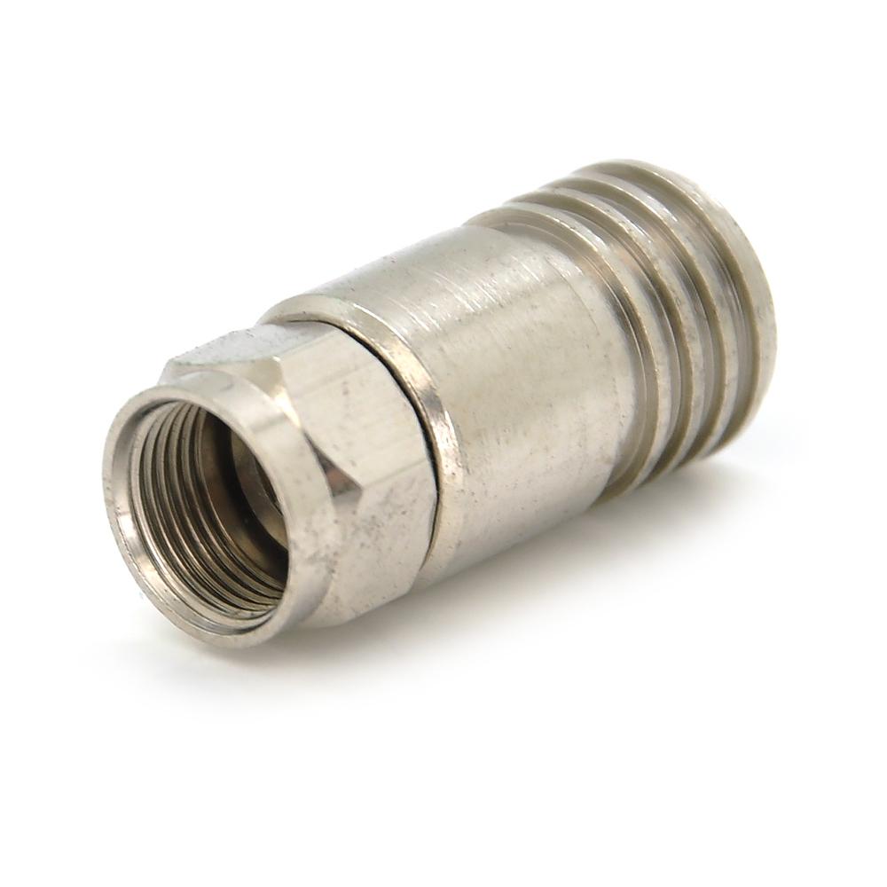 Купить Разъем F- серии для кабеля   RG-11(обжимной) Q100