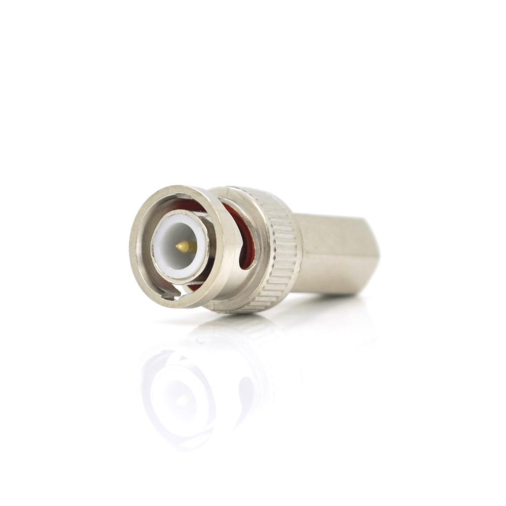 Купить Разъем BNC-M - RG-59 (под накрутку) Q100