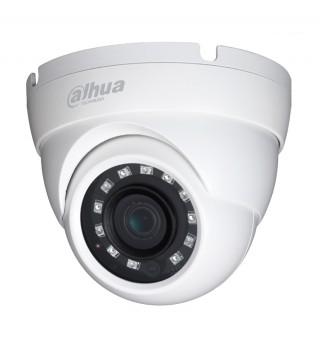 Купить 4 МП купольная  уличн/внутр камера DH-HAC-HDW1400MP (2.8 мм)