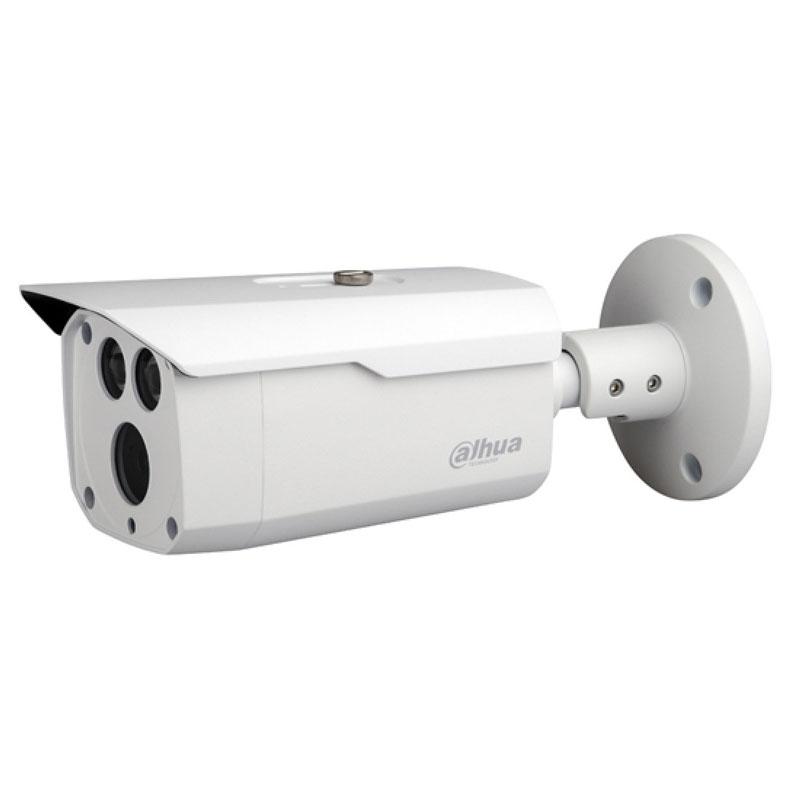 Купить 4 МП цилиндрическая   уличн/внутр камера DH-HAC-HFW1400DP-B (3.6 мм)