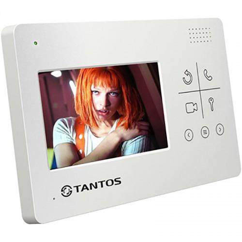 """Купить Видеодомофон Tantos Lilu lux 4,3"""" цветной монитор"""