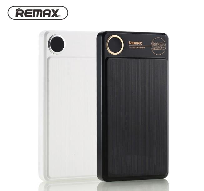 Купить Powerbank (Polymer Battery) REMAX Kooker RPP-59, 2xUSB, 5V, 2.1A, 20000mAh, White, Blister