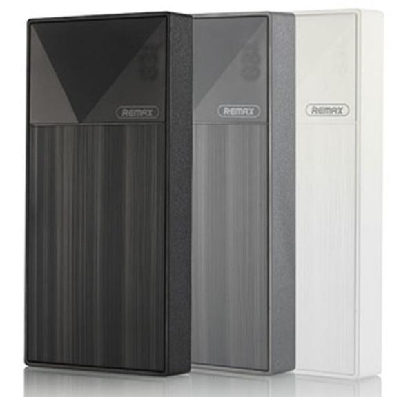 Купить Powerbank (Polymer Battery) REMAX Thoway  RPP-55 , 2xUSB, 5V, 2.1A, 10000mAh, Tarnish, Blister