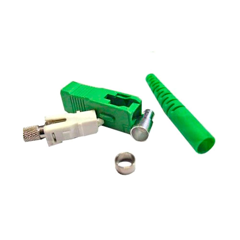 Купить Коннектор SC-UPC без феррулы для оптических патчкордов, 200 штук в упаковке, цена за штуку