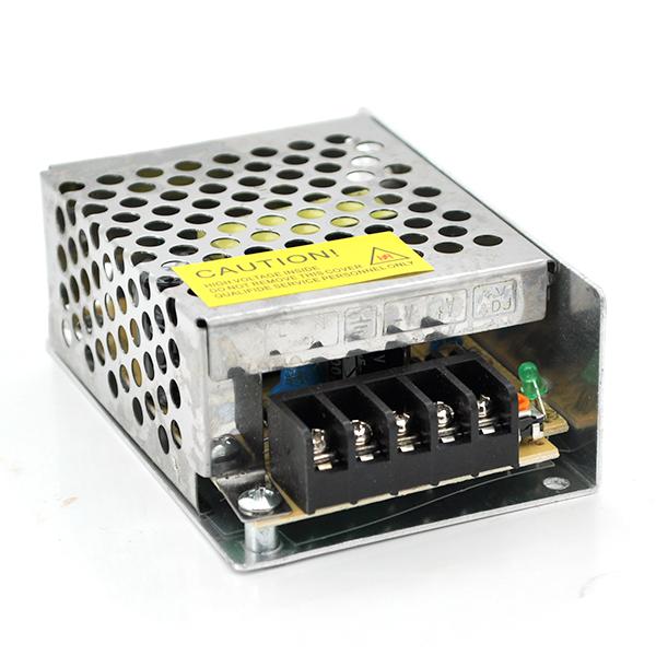Купить Импульсный блок питания Ritar RTPS12-24 12В 2А (24Вт) перфорированный  (92*62*38) 0,12 кг (85*58*33)