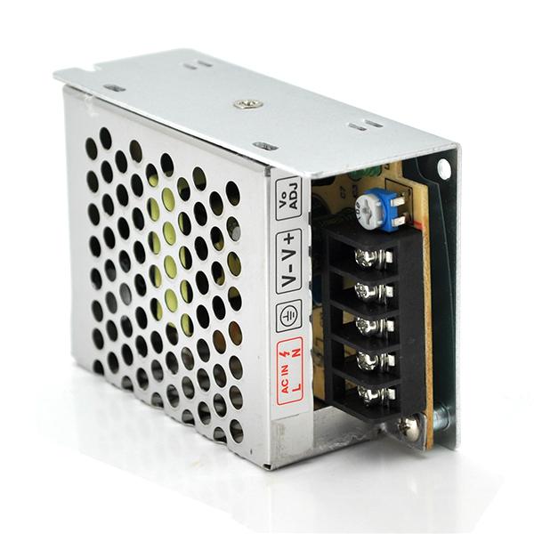 Купить Импульсный блок питания Ritar RTPS12-36 12В 3А (36Вт) перфорированный   (92*67*42) 0,12 кг (85*58*33)
