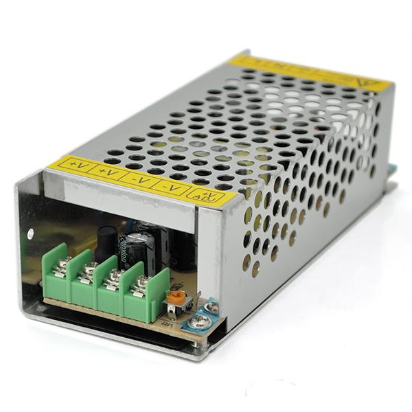 Купить Импульсный блок питания Ritar RTPS12-72 12В 6А (72Вт) перфорированный  (150*65*45) 0,28кг (144*58*40)