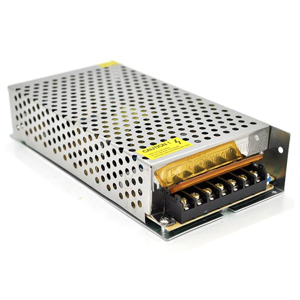 Купить Импульсный блок питания Ritar RTPS12-200 12В 16.67А (200Вт) перфорированный Q50 (209*100*46) 0,52 кг (200*98*41)
