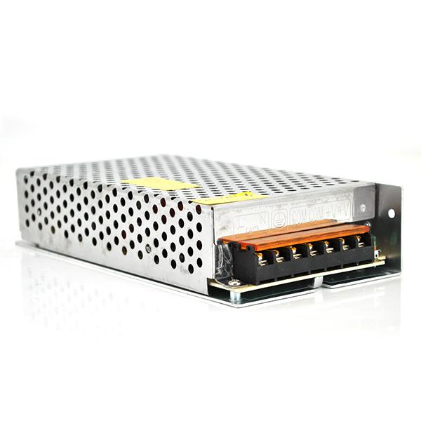Купить Импульсный блок питания Ritar RTPS24-360 24В 15А (360Вт) перфорированный (220*120*56) 0,79 кг (215*113*48)