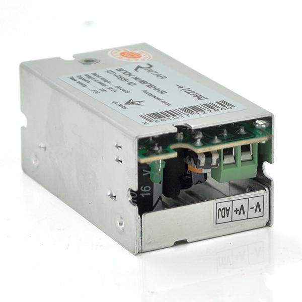 Купить Импульсный блок питания Ritar RTPS5-10 5В 2А (10Вт) перфорированный (81*45*37)  0.06 кг