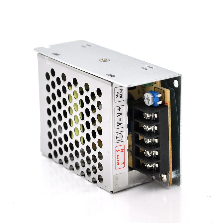 Купить Импульсный блок питания Ritar RTPS5-25 5В 5А (25Вт) перфорированный (90*65*43) 0,12 кг (85*58*33)