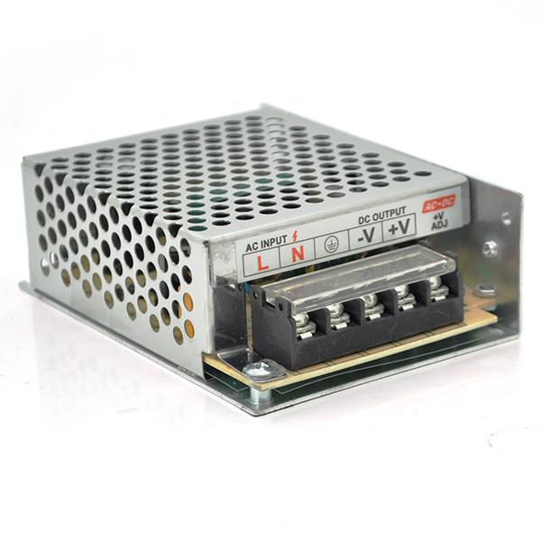 Купить Импульсный блок питания Ritar RTPS5-30 5В 6А (30Вт) перфорированный (115*85*42) 0,18 кг (110*78*36)