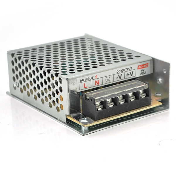 Купить Импульсный блок питания Ritar RTPS5-40 5В 8А (40Вт) перфорированный  (165*102*46)  0.32 кг (158*997*43)