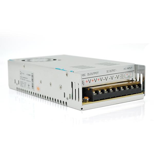 Купить Импульсный блок питания Ritar RTPS5-250 5В 50А (250Вт) перфорированный (207*102*47)  0.52 кг (198*97*43)