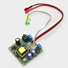 Купить Источник бесперебойного питания 12В 1А ББП-1215 (ток заряда до 200мА, без корпуса, заряд АКБ до 7А/ч)