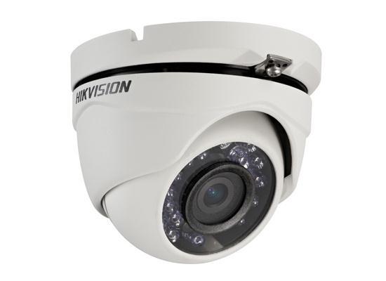 Купить 1MP Камера купольная Hikvision DS-2CE56C0T-IRM (2,8 мм)