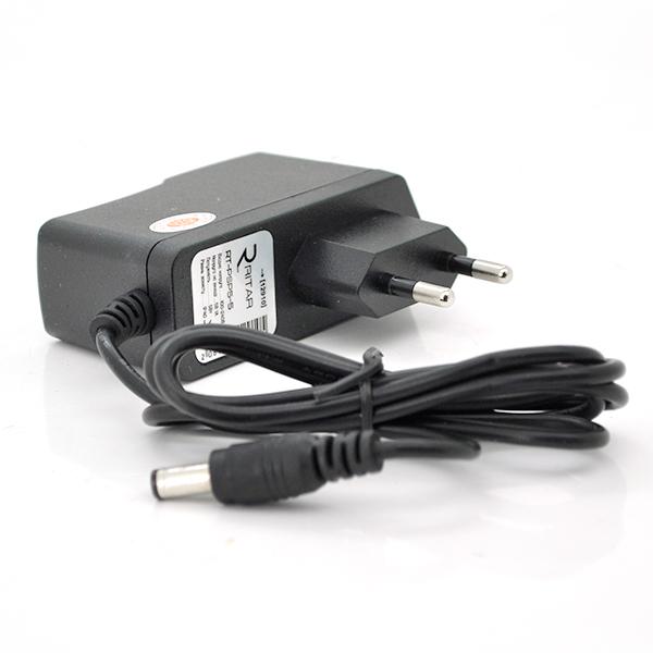 Купить Импульсный адаптер питания Ritar RTPSP 5В 2А (10Вт)  штекер 5.5/2.5  длина 1м Q100